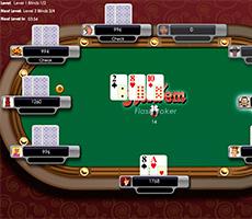 Покер Техасский Холдем онлайн